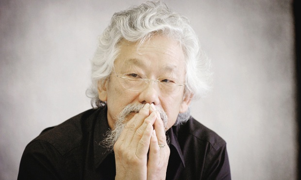 David Suzuki Biography Facts