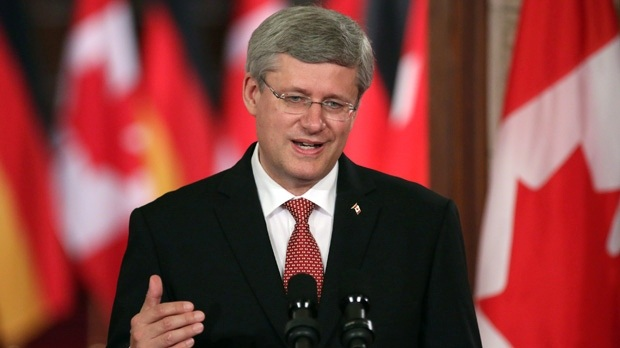 stephen harper biography life and photos