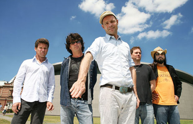 The Tragically Hip Photo